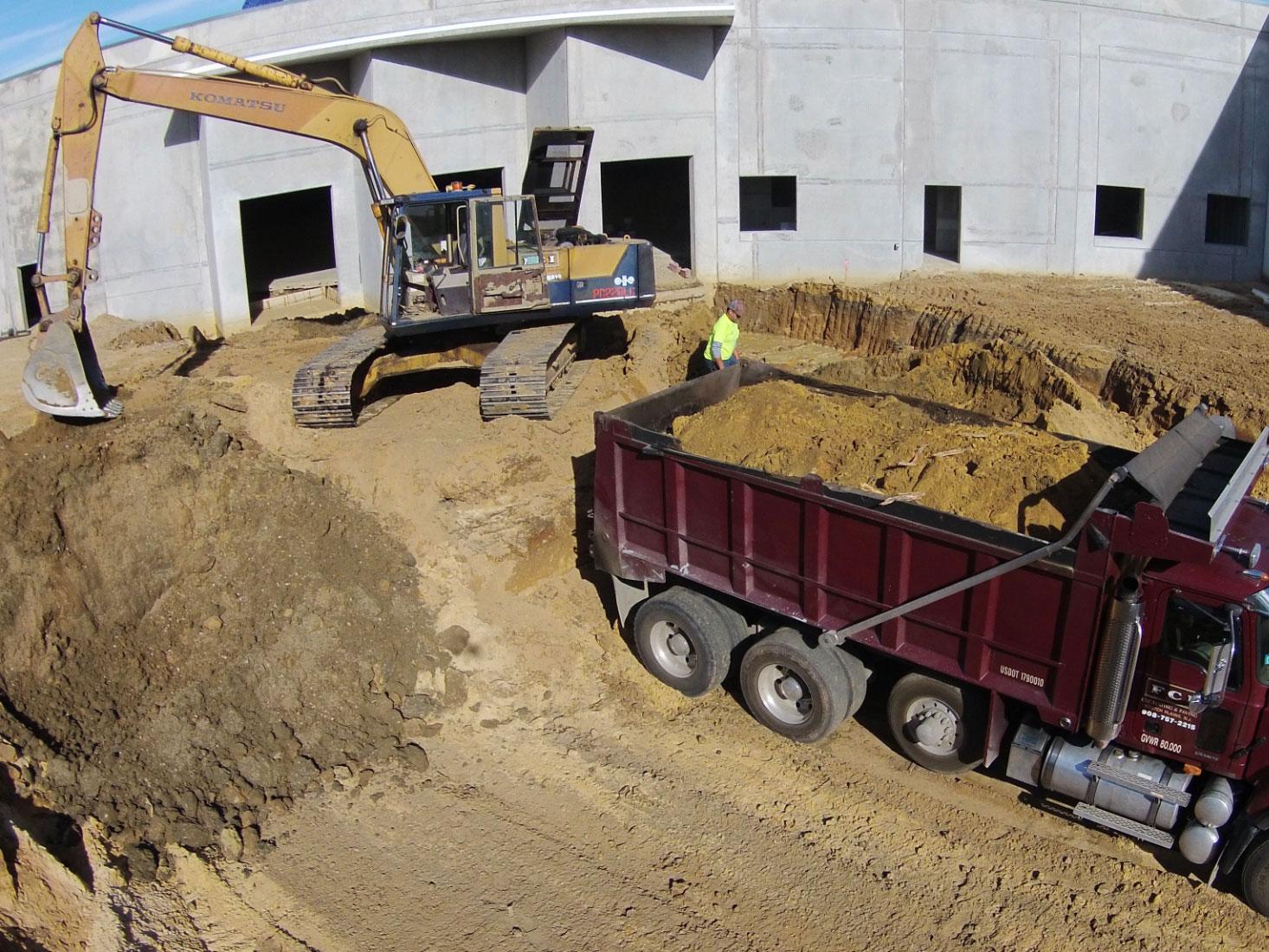 NJ Excavation Services