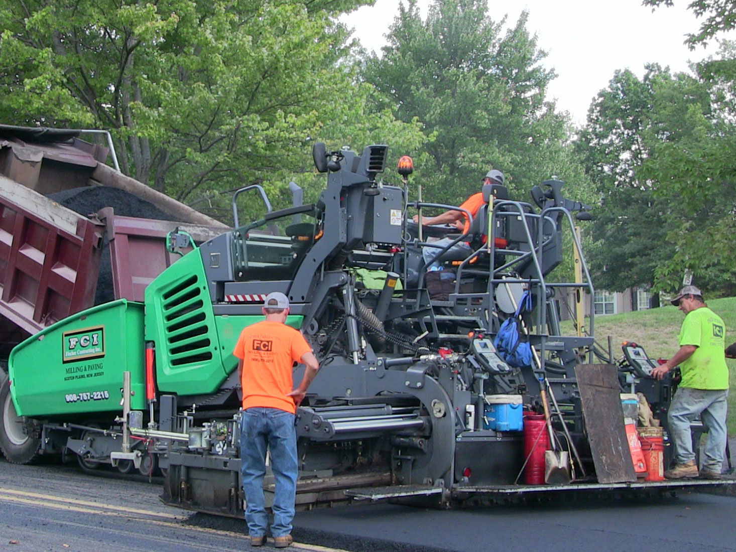NJ Asphalt Paving Services