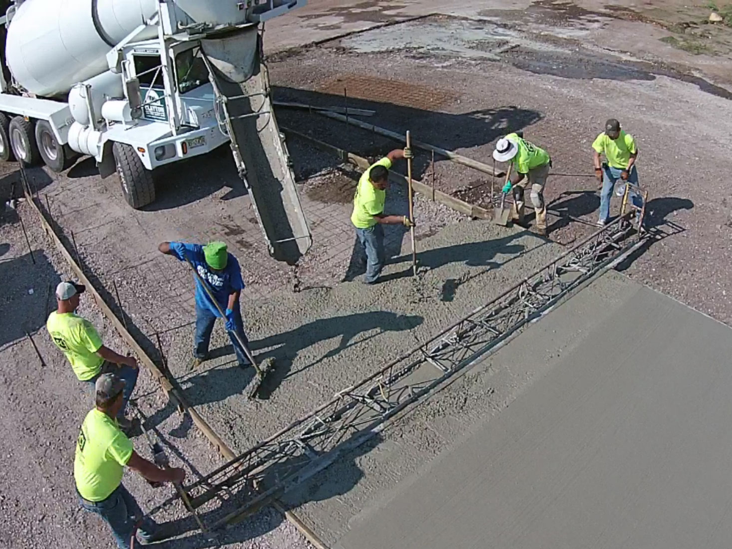 NJ Concrete Curbs & Sidewalk Services