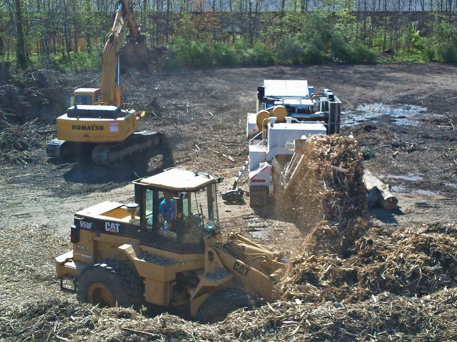 NJ Site Clearing & Demolition Services