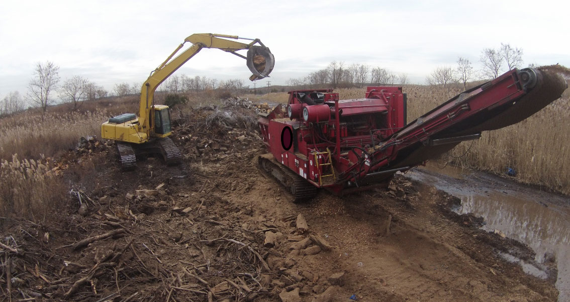 site clearing company