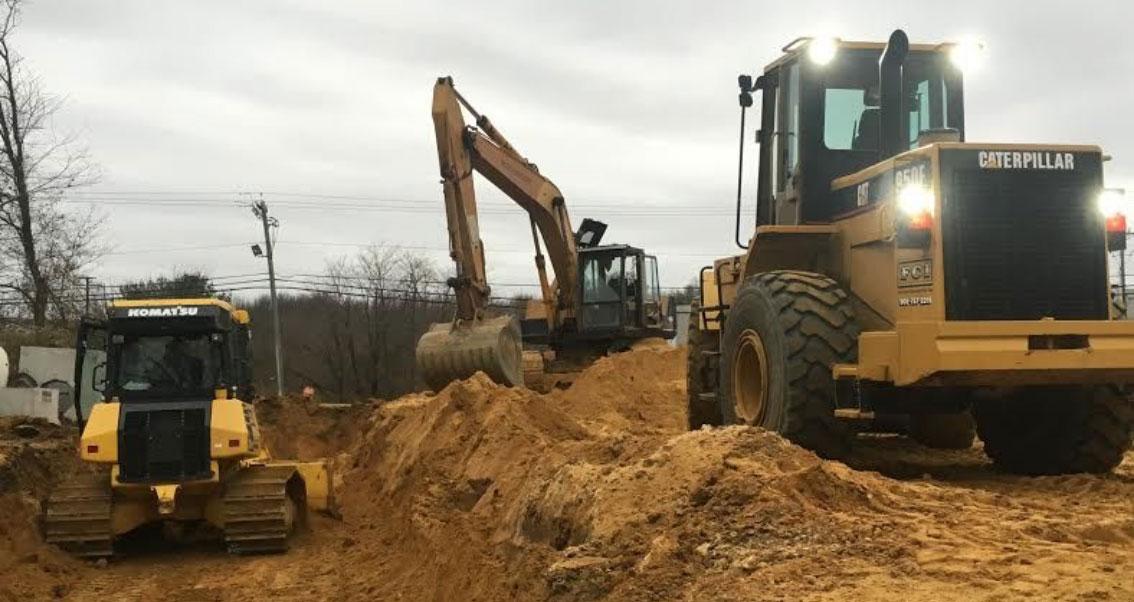 excavation company in NJ